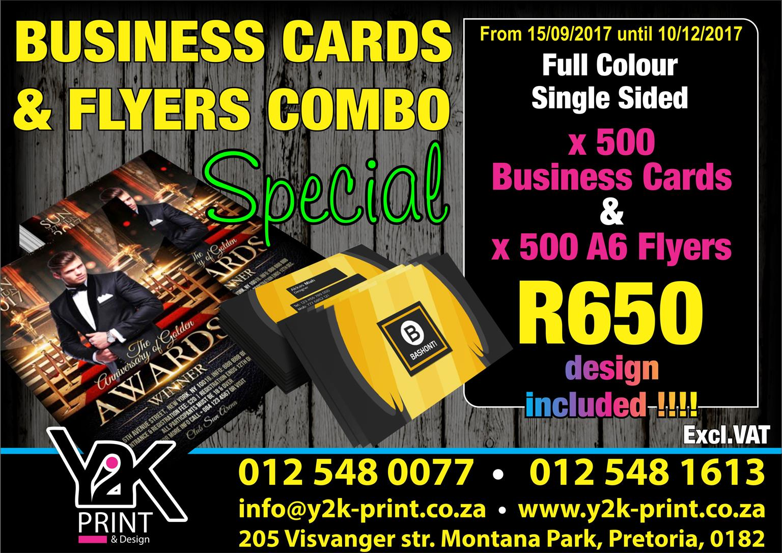 Flyers printing pretoria bruceianwilliams flyers printing pretoria reheart Choice Image