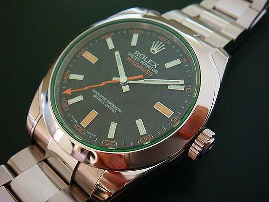 Rolex Oyster Perpetual Milgauss Gent's Watch Ref. 116400GV