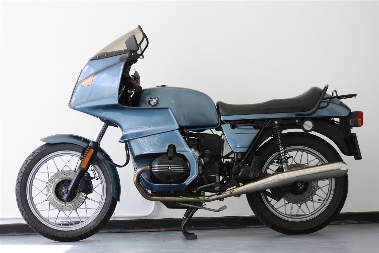 1983 BMW R100R