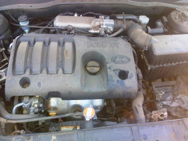Hyundai Accent cvvt 1.6 2 door now for stripping.