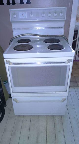 Defy stove