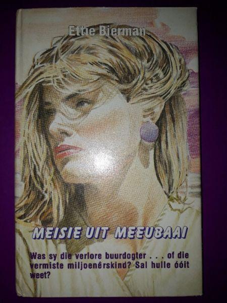 Meisie Uit Meeubaai – Ettie Bierman.