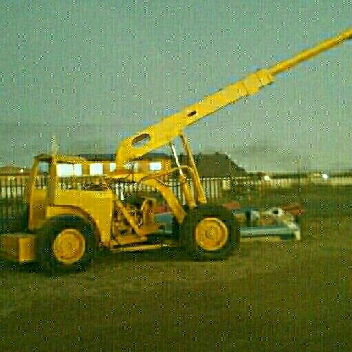Had son leads kiwi crane