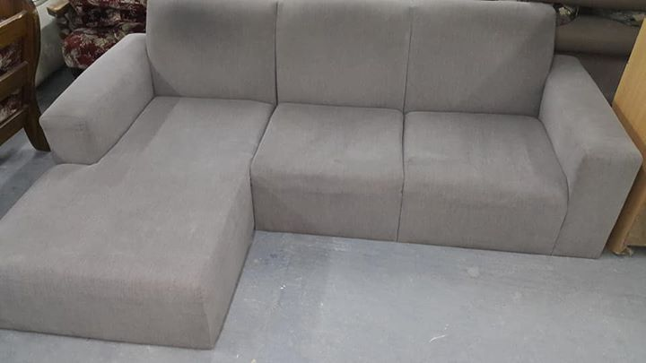 L shape lounge set