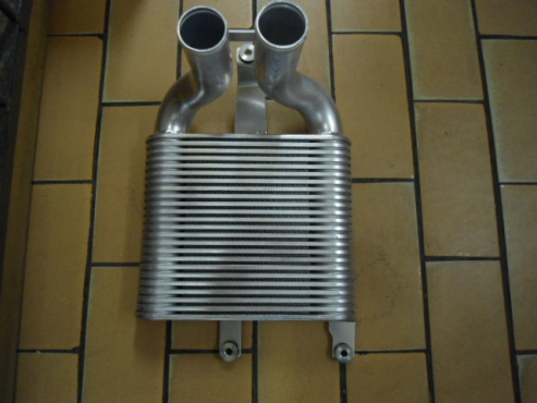 ISUZU PARTS INTER COOLER