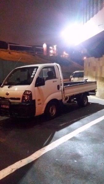 1.3 Ton bakkie for hire for local or long distance loads.