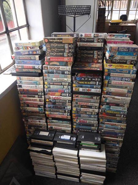 Verskeie dvds te koop