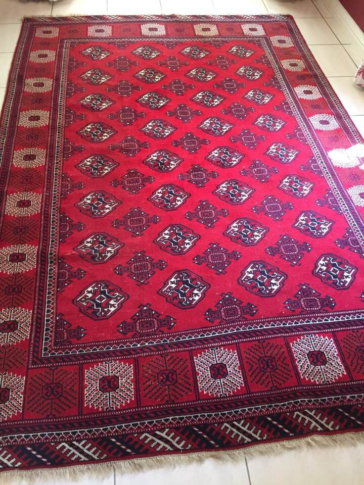 Red rug for sale