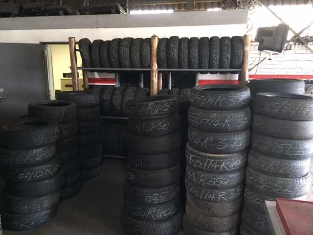 Good Quality Second Hand Tyres For Sale