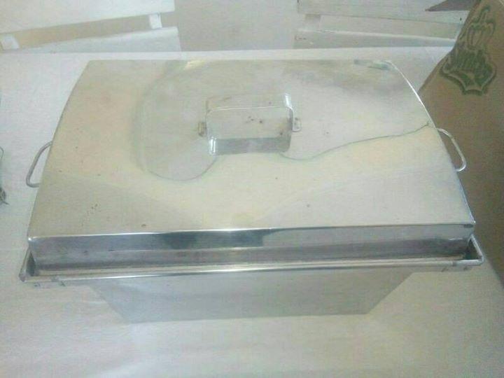 Smoker box never been used