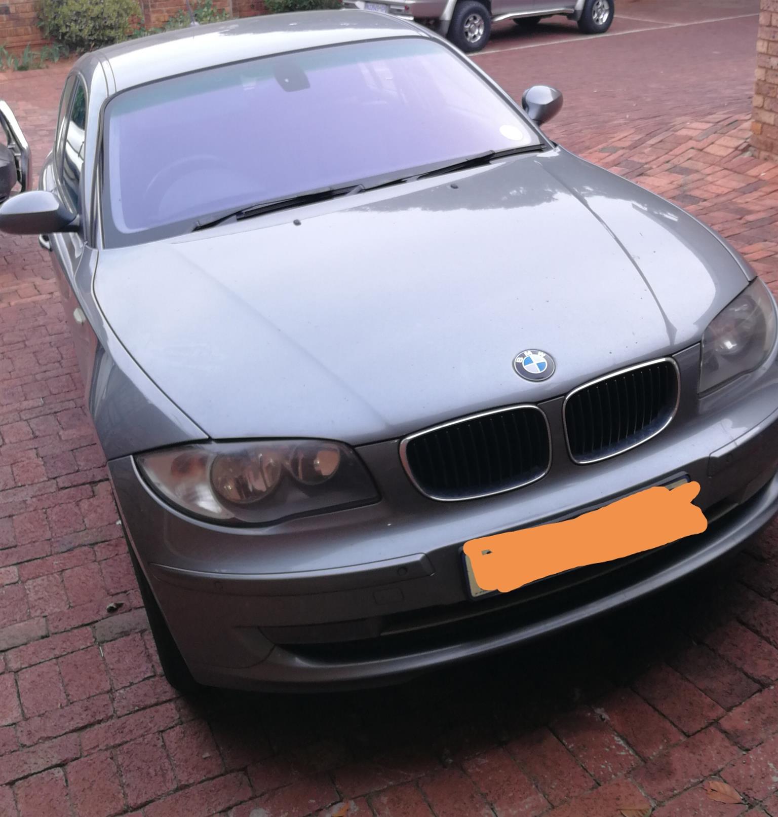 2008 BMW 1 Series 120d 5 door Exclusive