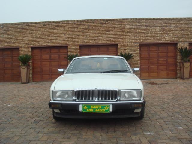 1990 Jaguar S-Type