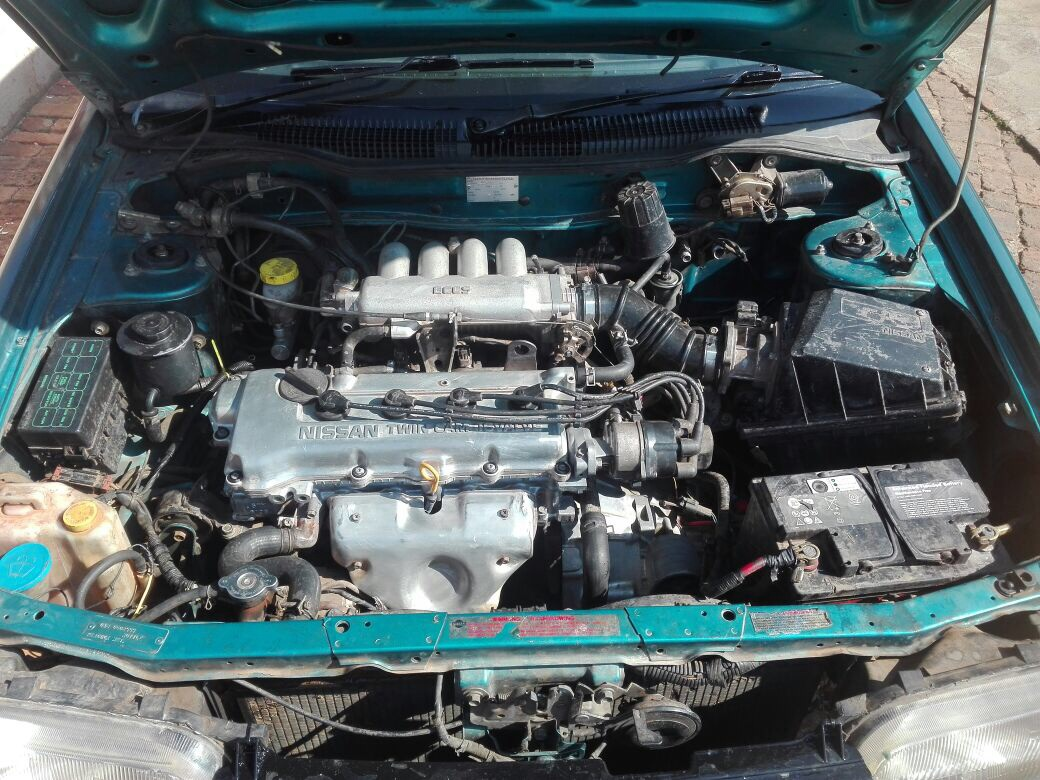 1996 nissan sentra engine