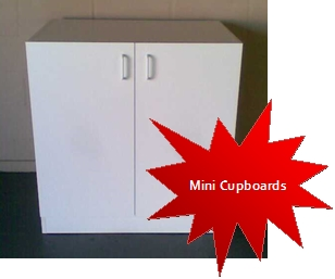 KITCHEN CUPBOARDS AT AFFORDABLE LOW PRICES .
