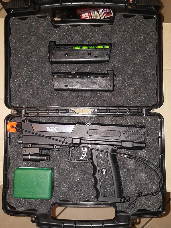 Tippman Tipx pistol