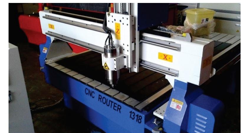 CNC Wood router 1318