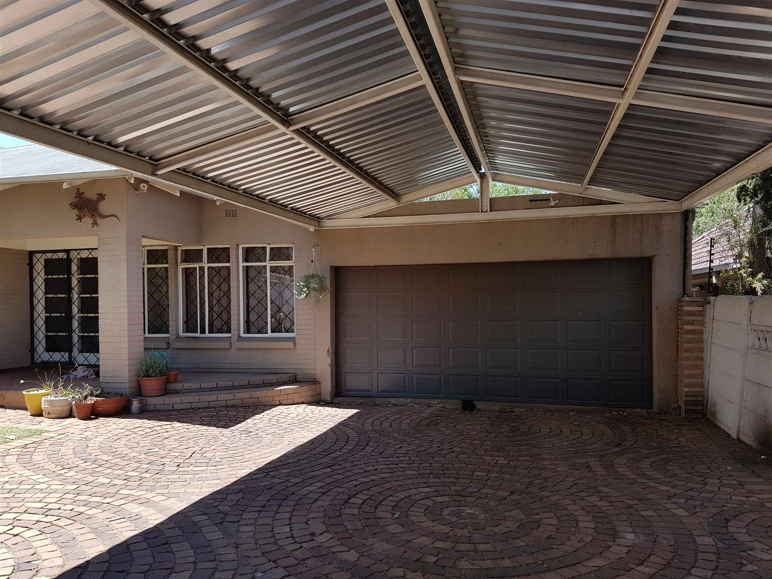 Three bedroom house for sale.
