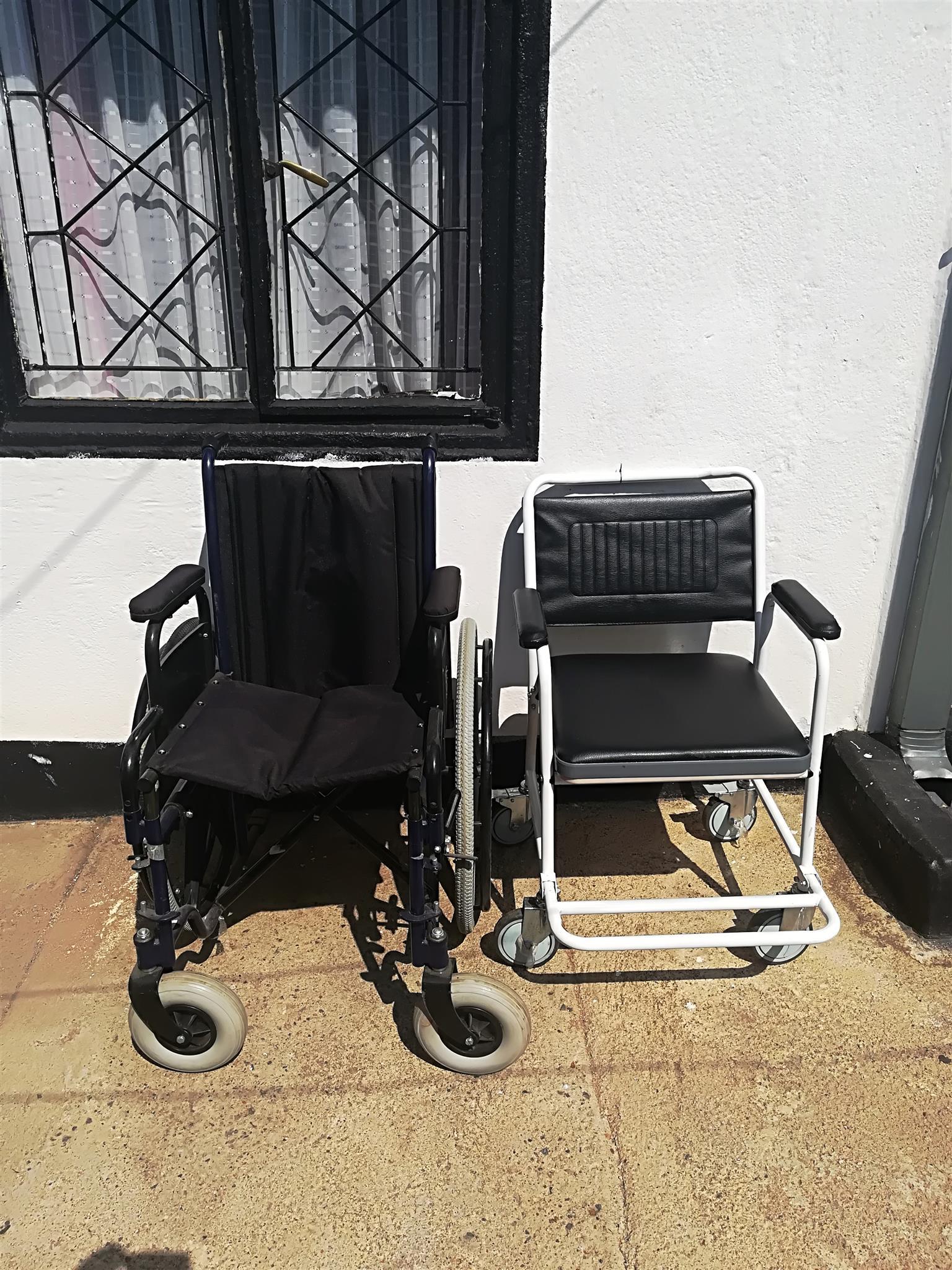 Wheel chair combo