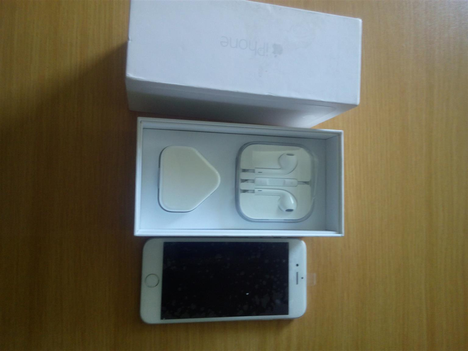 Apple Iphone 6 16GB White