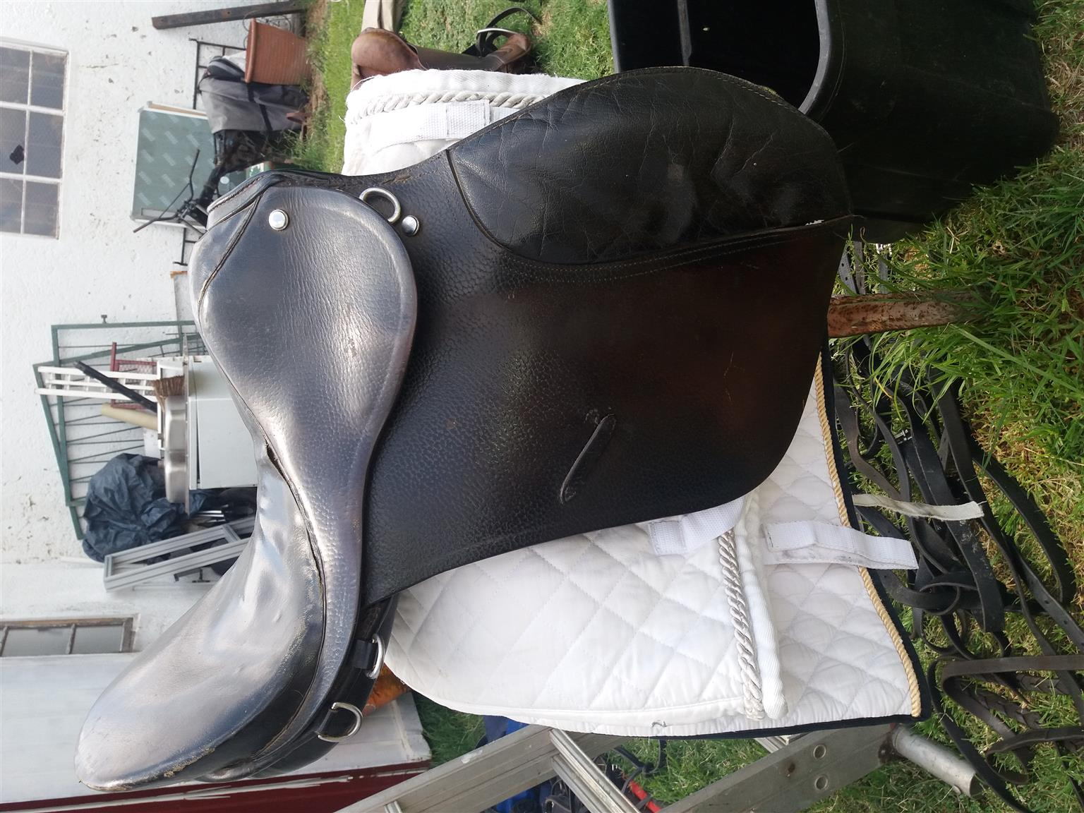 Ascott gp saddle