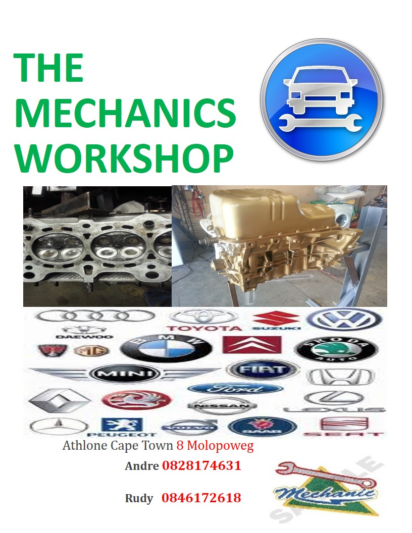 The Mechanics Workshop