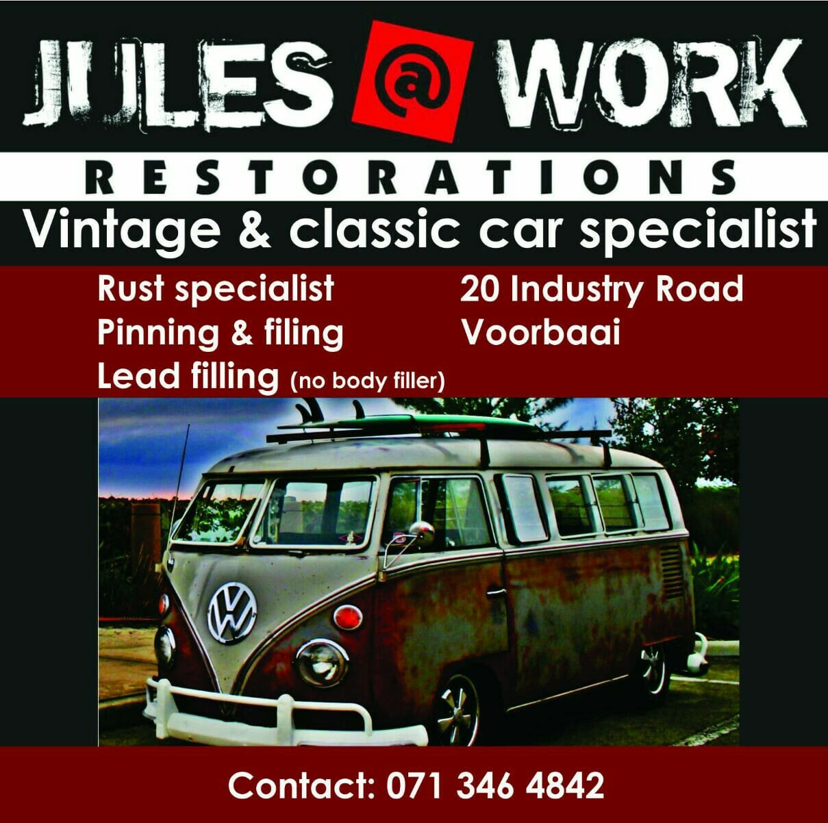 Vintage and classic car restorations