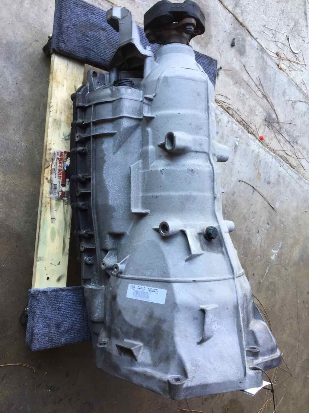 BMW Automatic Gearbox  2007 E60 525I 6 speed  AT