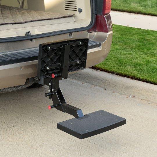 Solvit PupStep hitch step