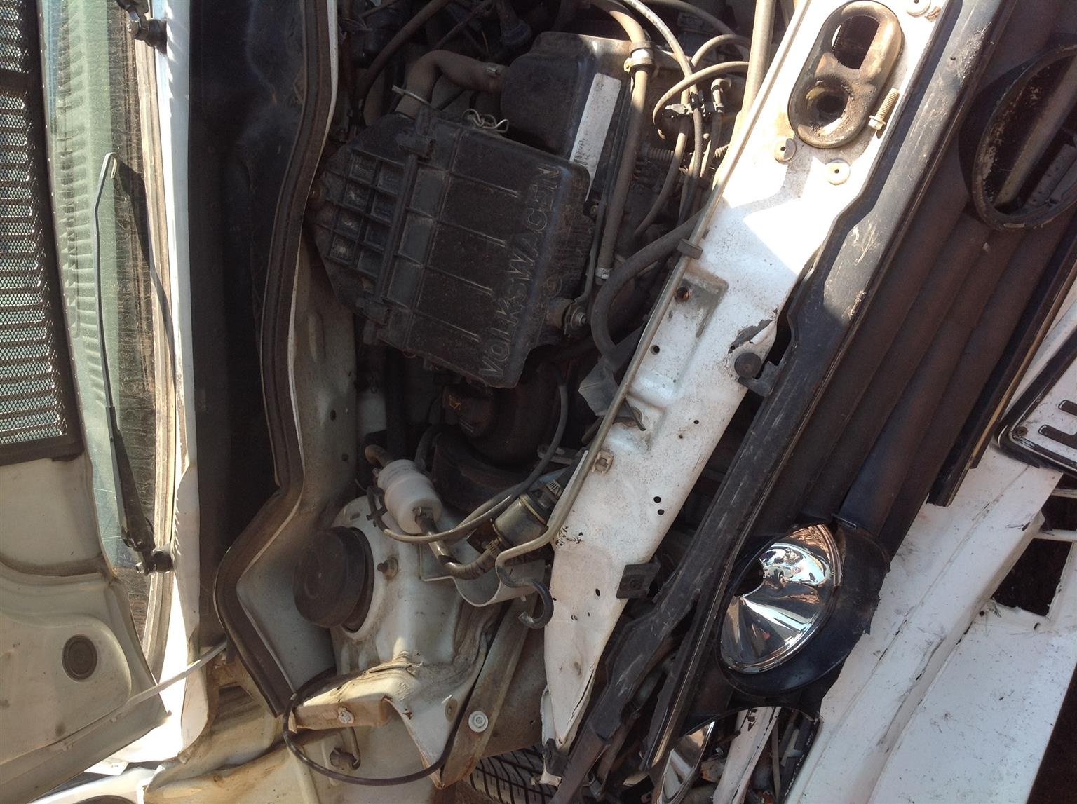 Selling VW Golf1 Chico 2007 for Rebuild