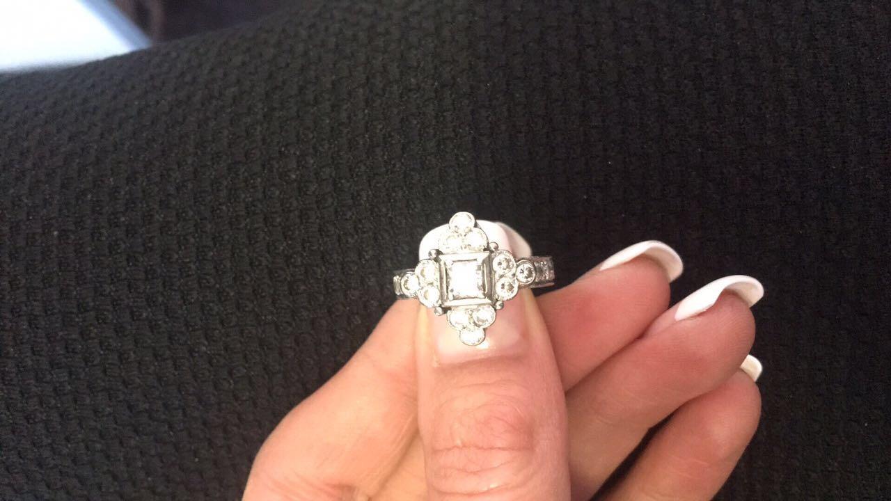 R20 000 Jennaf Clifford Engagement Ring