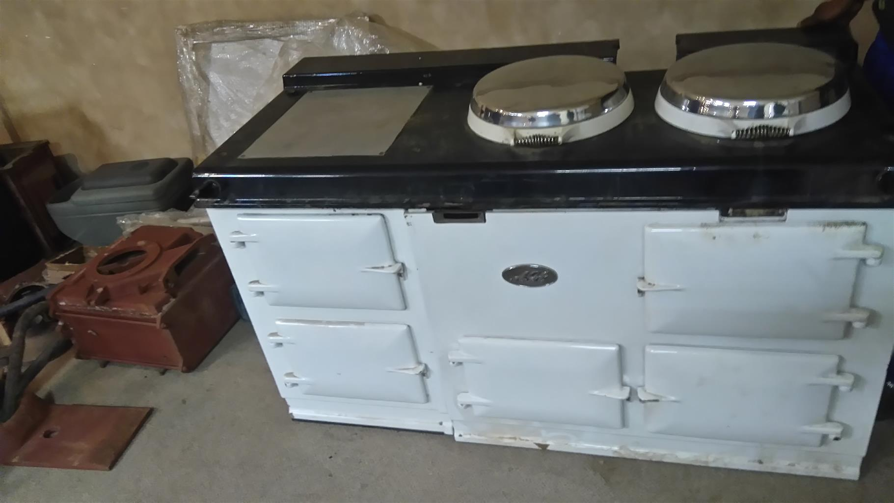 Aga de luxe stove a have to for your family home