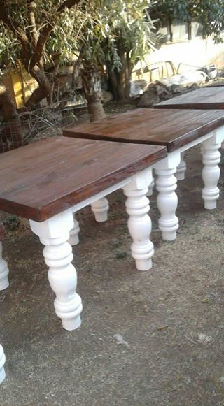 Side Table Donker Hout.Donker Hout Top Tafels Te Koop Junk Mail