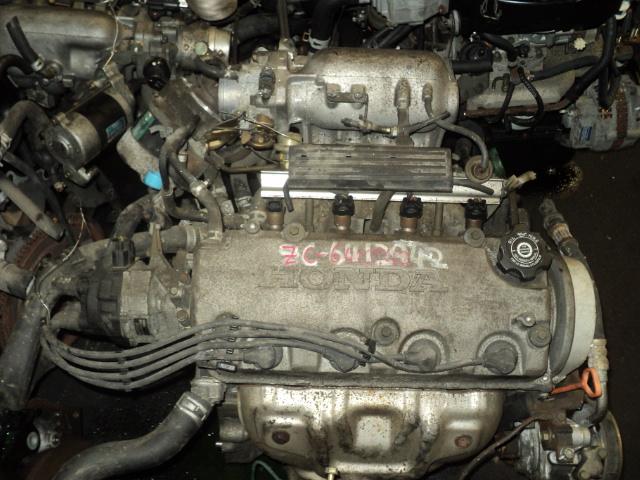 HONDA CIVIC 1.6I SOHC ENGINE (ZC) R9000