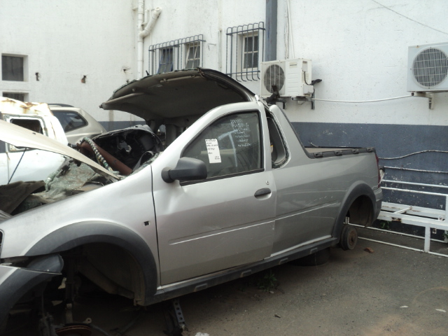 NISSAN NP200 STRIPPING