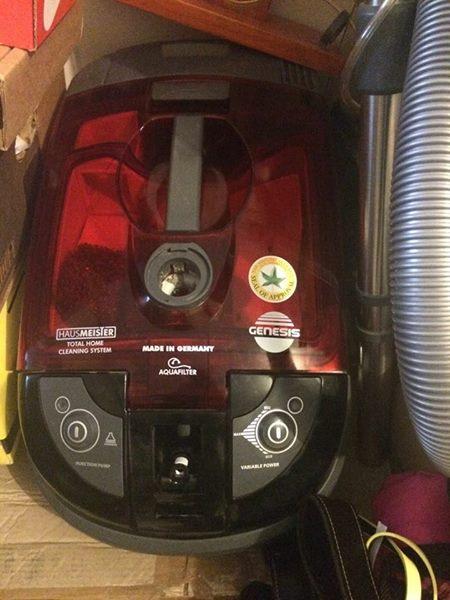 Haus Meister vacuum cleaner