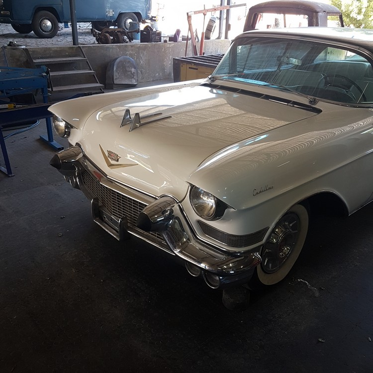 Mercedes Benz Classic Cars For Sale South Africa: 1957 Cadillac