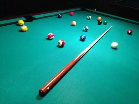 Pool Table- For Sale ( Complete )