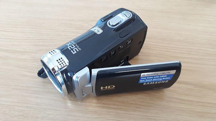 Samsung Digital Video Camera.