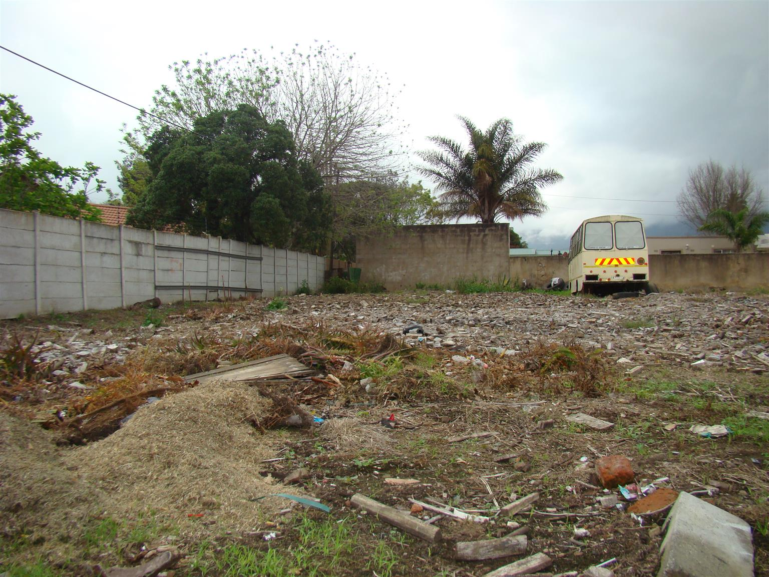 Vacant land for sale in Balnco, George