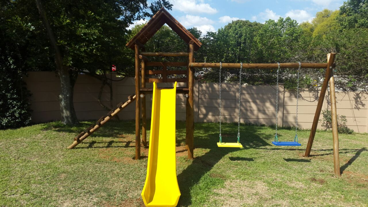 new jungle gym R4950.00 Free delivery and installation