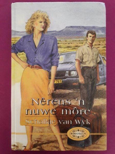 Nerens N Nuwe More – Schalkie Van Wyk.