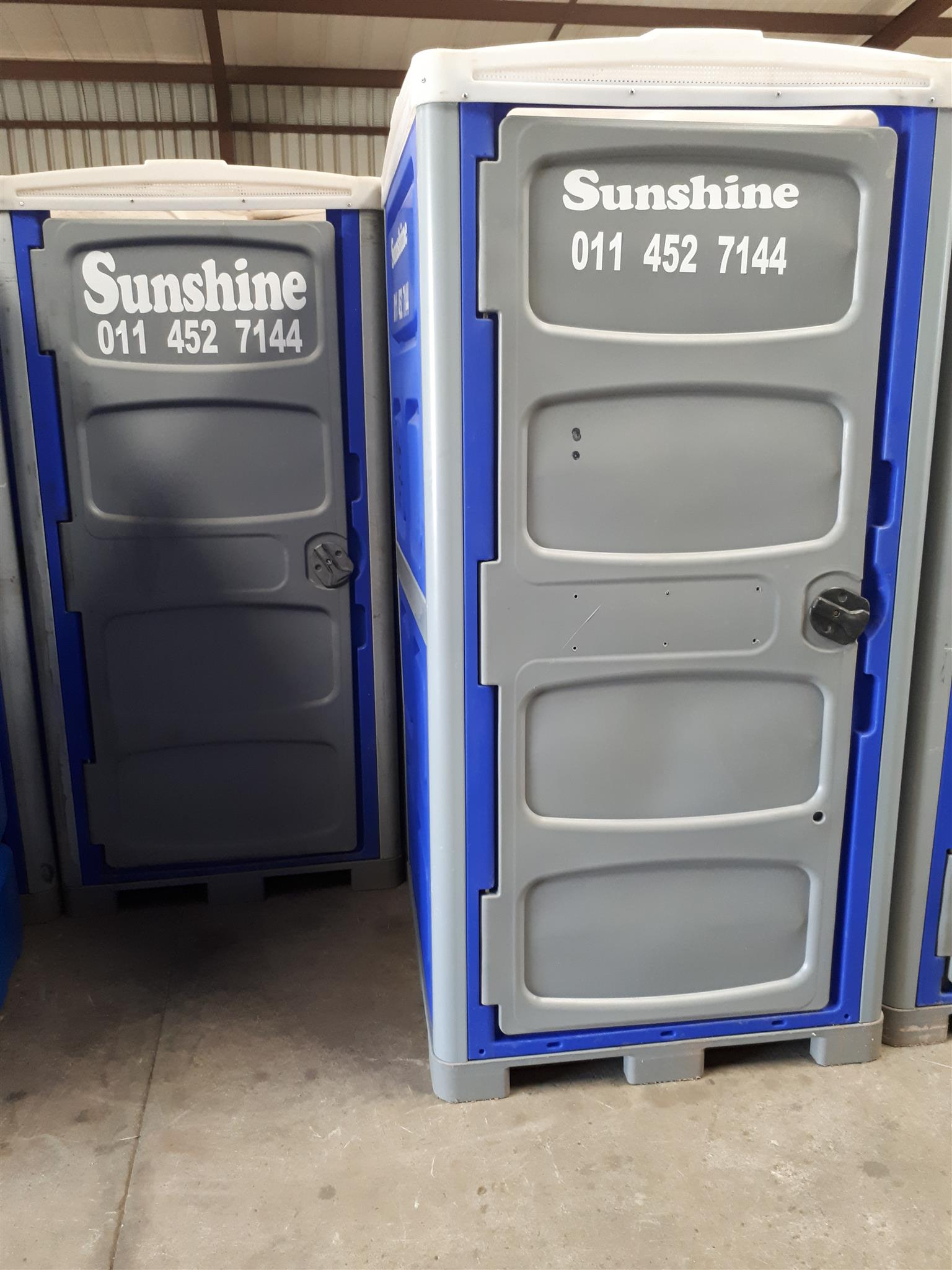 PORTABLE TOILET HIRE (Quotations only)