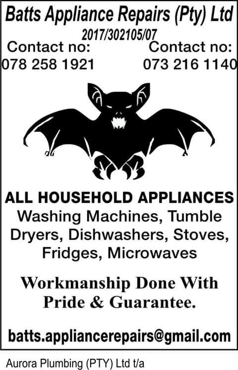 Batts Appliance Repair Pro's