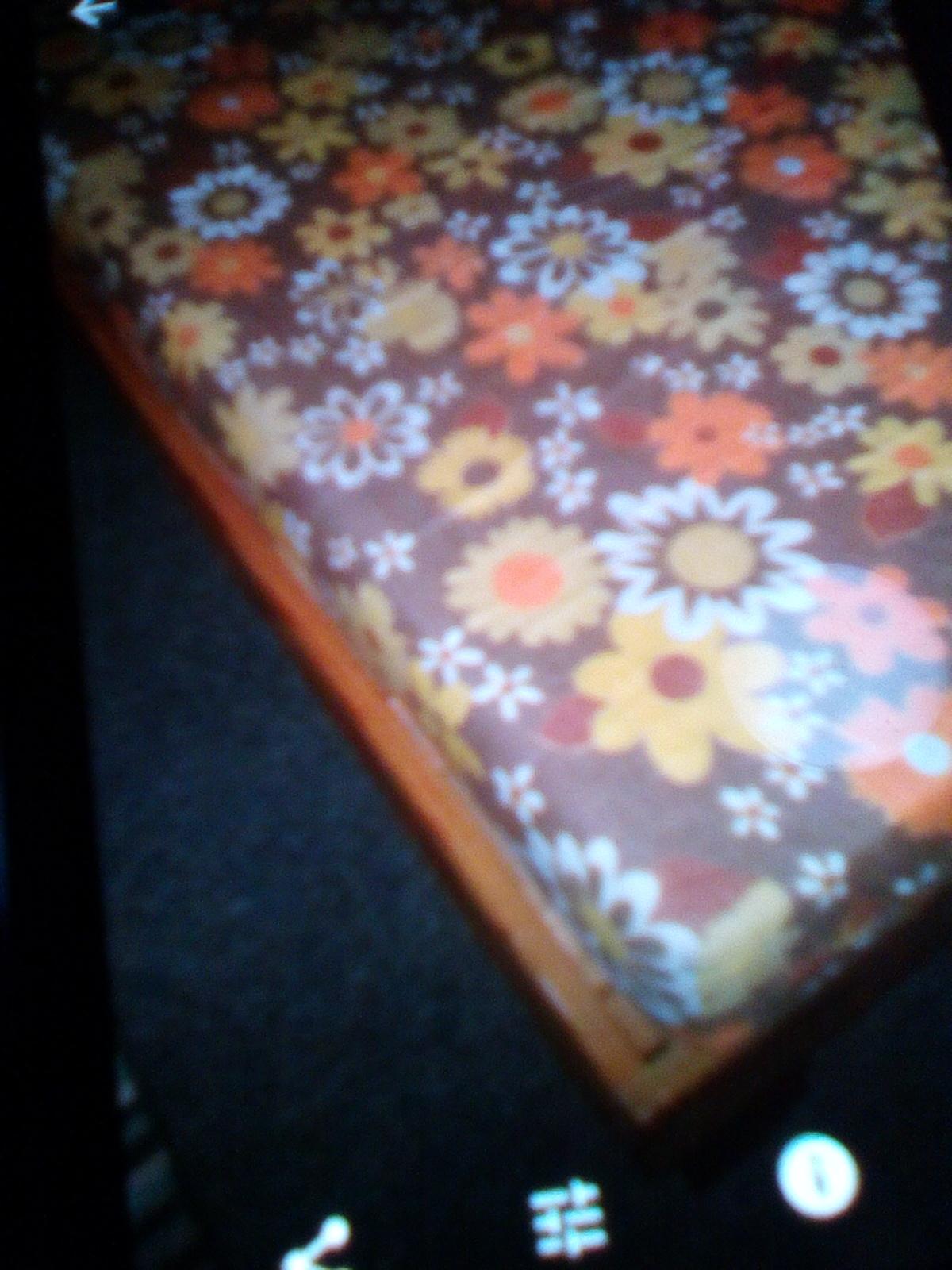 Three quarter wooden divan and new foam mattress