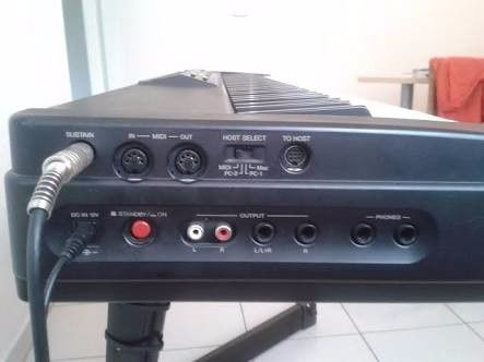 Yamaha P -80 Electric Piano For Sale