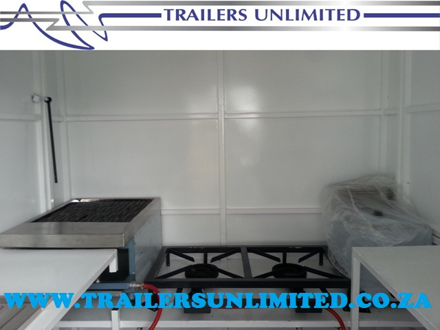 TRAILERS UNLIMITED. TOP CATERING EQUIPMENT.