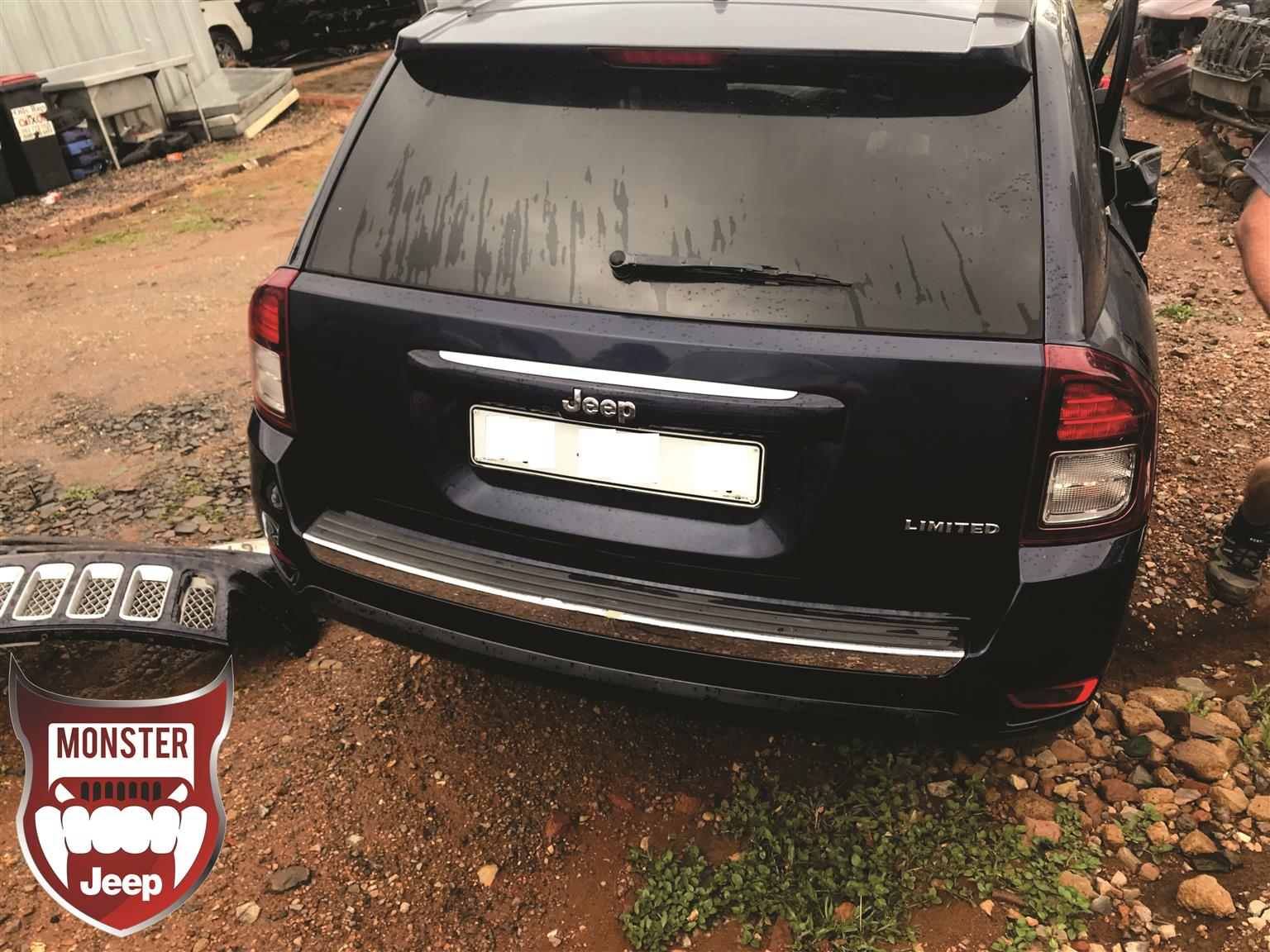 Jeep Compass 2.0 A/T for stripping
