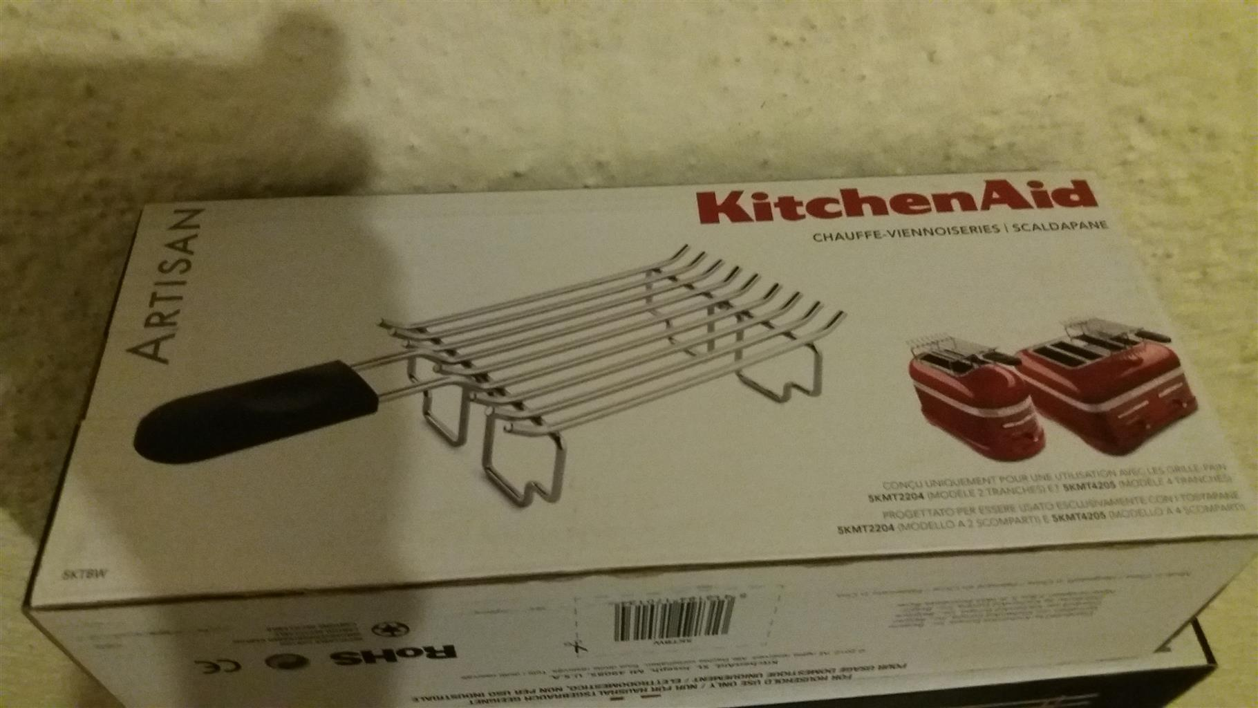 BRAND NEW KITCHEN AID ACCESSORIES AT 25% OF RETAIL