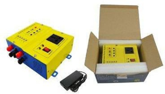 500 SOLAR INVERTER WITH INTEGRATED CHARGE CONTROLLER