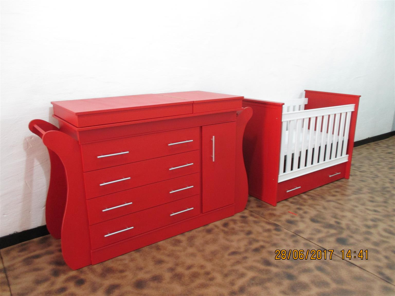 New Baby furniture made to order